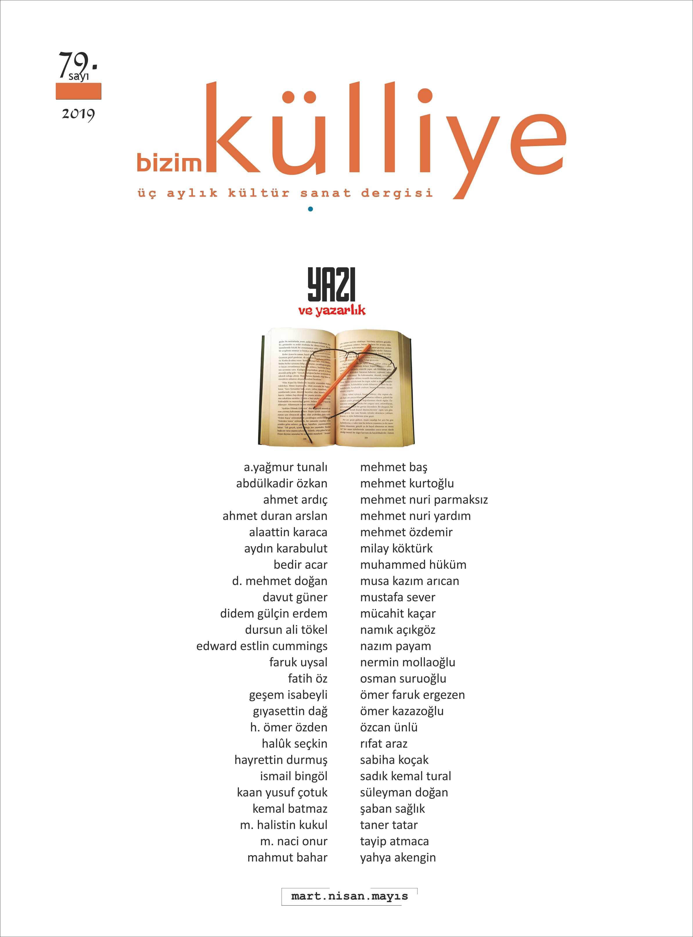 Bizim Külliye Dergisi
